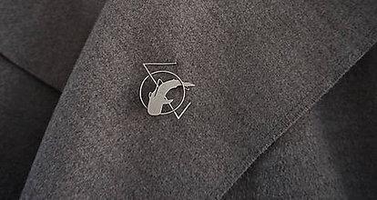 Odznaky/Brošne - brož žralok - 10858181_