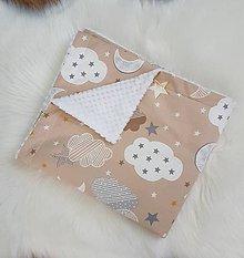 Textil - Letná deka - 10858430_