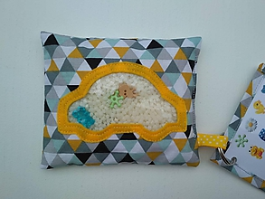 Hračky - Pátračka - žlté auto  (Spy bag) - 10860174_