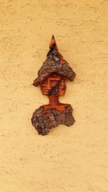 Dekorácie - REZBA-Domček na skale4 - 10859533_