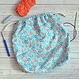 Iné tašky - Nebová tvoritaška ~ projektová taška na vaše tvorenie - 10858465_