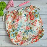 Záhradná tvoritaška ~ projektová taška na tvorenie