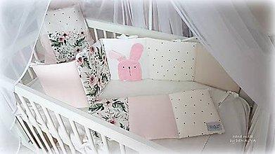 Textil - Mantinel PURE flowers 240x25cm - 10862222_