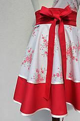 Iné oblečenie - luxusná zástera Anita - 10862842_