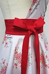 Iné oblečenie - luxusná zástera Anita - 10862843_