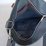 Veľké tašky - Basic - Zipp - Modročervená - 10861787_