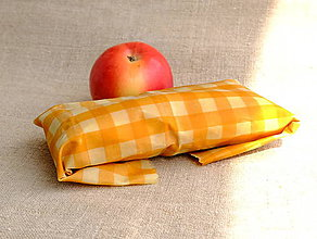 Úžitkový textil - FILKI voskáň - voskovaný obrúsok - 10860824_
