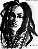 Kresby - portrety - 10864993_