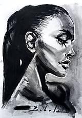 Kresby - portrety - 10864998_