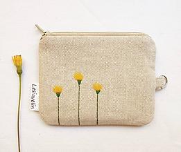 Peňaženky - Peňaženka/dokladovka - Púpavky - 10864667_