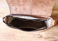 Veľké tašky - Dámska vintage aktovka - 10863705_