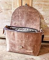 Veľké tašky - Dámska vintage aktovka - 10863707_