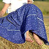 Detské oblečenie - Starosvetská sukňa (rastúca) - 10863693_