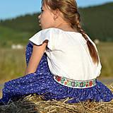 Detské oblečenie - Starosvetská sukňa (rastúca) - 10863694_