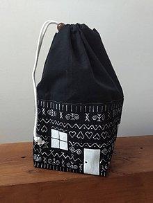 Textil - Dom Box - Čičmany - 10863799_