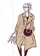 Kresby - Modna personalizovaná ilustrácia
