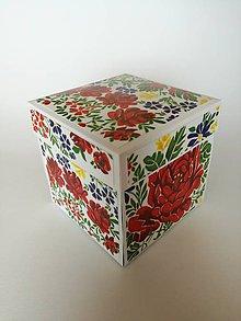 Krabičky - Krabička na peniaze pre novomanželov - 10864361_
