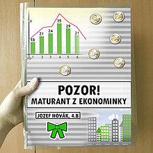 Papiernictvo - Pozor! Maturant z ekonomiky (zakladač) - 10863827_