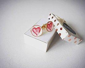 Šperky - Manžetové gombíky - 10866500_