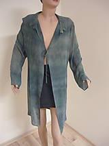 Tuniky - tunika - košeľa, ručne maľovaná, originál, 1 ks - 10866959_