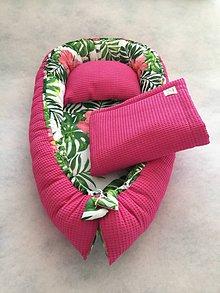 Textil - Detské hniezdo set - 10866574_
