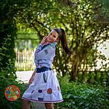 Sukne - Origo sukňoško kruhy - 10866796_