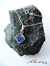 "Náhrdelníky - Strieborný šperk Ag925 ""Element vody"" - 10867900_"