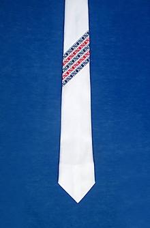 Doplnky - originálna svadobná kravata - 10868051_