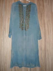 Tuniky - tunika/šaty - originál, 1 ks, ručne maľovaná - 10868562_