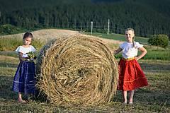 Sukne - Išla Marína / Starosvetská sukňa dospelácka - 10867007_