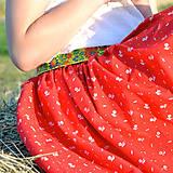 Sukne - Išla Marína / Starosvetská sukňa dospelácka - 10867009_