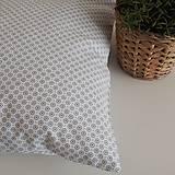 Úžitkový textil - Obliečka na vankúš 40 x 40 cm - 10867500_