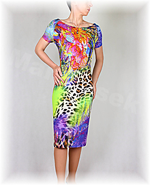 Šaty - Šaty vz.399 - 10870338_