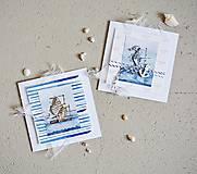 Papiernictvo - Morský pozdrav - 10869883_