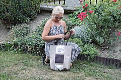 Veľké tašky - Veľká taška - 10870257_