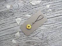 Sladký donutík - prívesok (Citrónový)