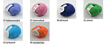 Textil - Detská pletená deka s osmičkami - 10869893_