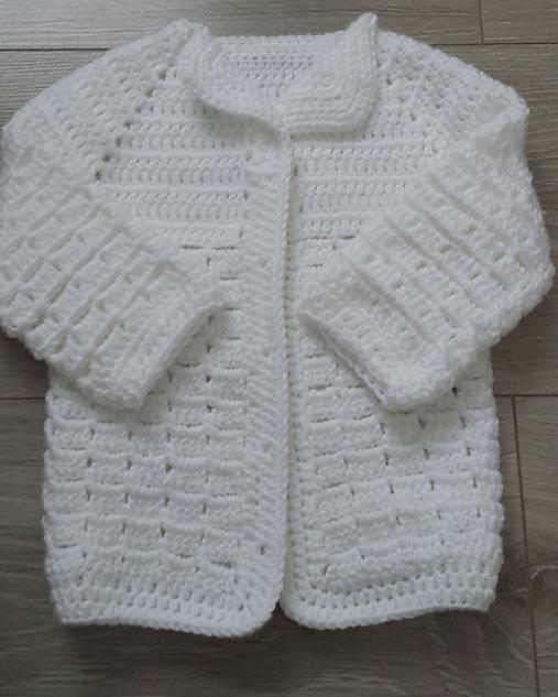 Detsky sveter