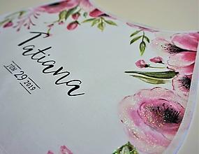 Iné doplnky - svadobné podbradníky - maky - 10874980_