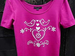 Šaty - pink summer romantic - 10873487_