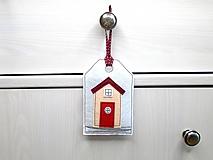 Dekorácie - Levanduľová dekorácia s prímorským dizajnom - 10873541_