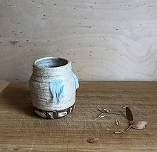 """Dekorácie - Pcisa""""recyklovaná vázička - 10871947_"""