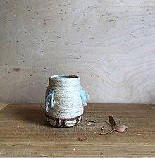 """Dekorácie - Pcisa""""recyklovaná vázička - 10871948_"""