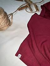 Tričká - Merino (nielen kojo) tričko - 10874839_