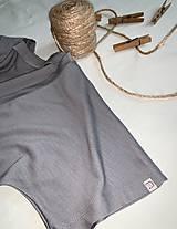 Tričká - Merino (nielen kojo) tričko - 10874895_