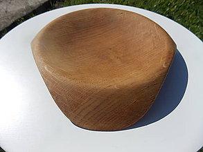 Nádoby - Drevená miska - 10874503_