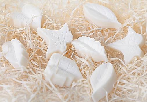 Svietidlá a sviečky - levanduľa • mandarínka ~ vonný vosk - 10872600_