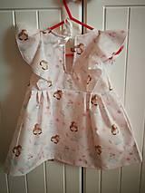 Detské oblečenie - Šaty pre baletku - 10875828_