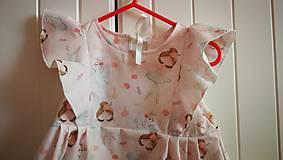 Detské oblečenie - Šaty pre baletku - 10875829_