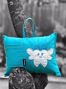 Textil - vankúšik- spinkáčik - zubková - 10877518_